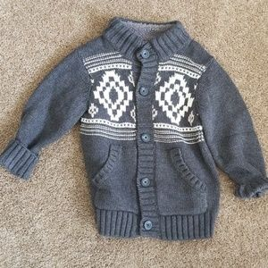 Gymboree Toddler Boys Sweater XS (3-4)